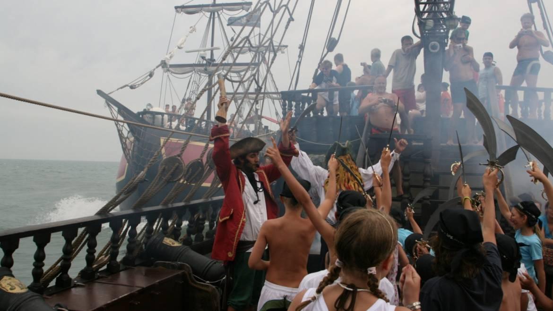 Детская Анимация «Пираты Черного Моря»
